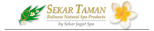 Bali Spa Products