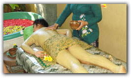 Lulur treatment